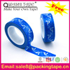 hot seller custom printed waterproof working washi tape from China