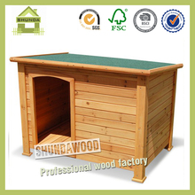 SDD07 Waterproof Wooden Dog House Outdoor Use