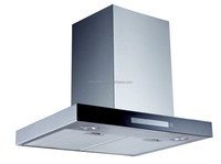 60CM Wall Mounted Stainless Steel Range Hood with Digital Touch Switch / made in china