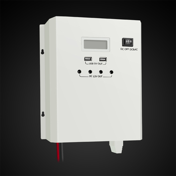 600W AC/DC charge available pure sine wave solar inverter without battery