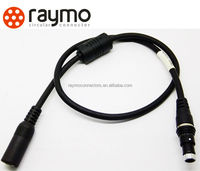 fisher 102 series cable mounted plugs SS/SSC 102 A053 -130+ 4 pin audio video cable HD and SD cameras