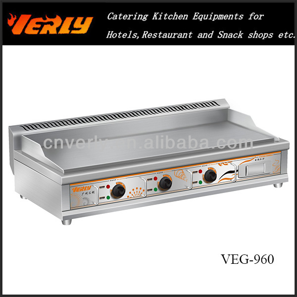 Commercial Electric Griddle / restaurant equipment VEG-960