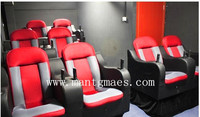 China manufacturer 3D 5D 7D cinema with motion seats