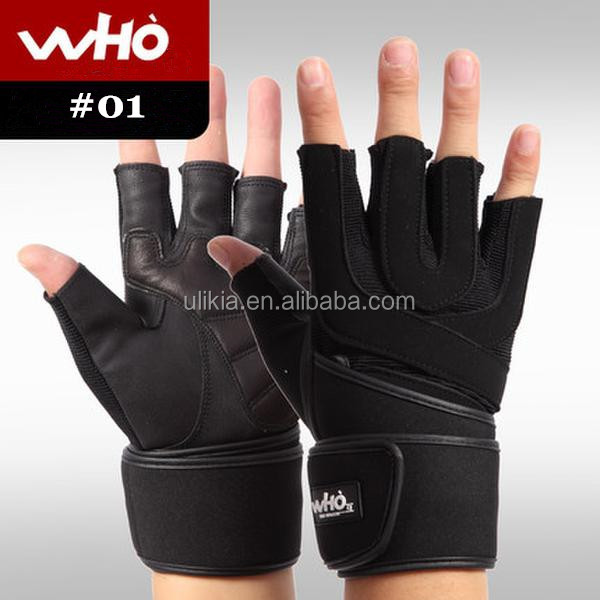 Weight Lifting Gloves With Wrist Support For Gym Workout