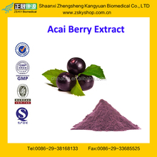 GMP Certified Manufacturer Supply Natural Brazilian Acai P.E.