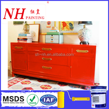 Wood furniture color paint/stain/lacquer