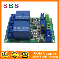 LM393 2 channel voltage comparator module DC24V