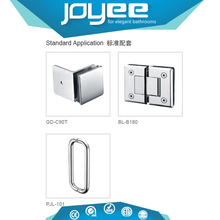 J-GDC90T hinge glass holder clamp glass door clamp for shower room/shower room accessories