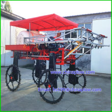 Agricultural sprayer powered sprayer machine high clearance boom sprayer