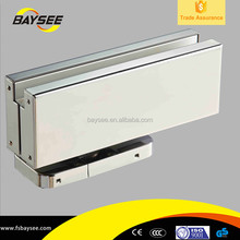 Security automatic hardware easy install glass door patch fitting