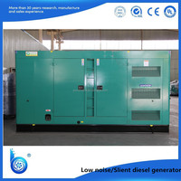 60HZ/30KVA DENYO Diesel Generator the newest canopy