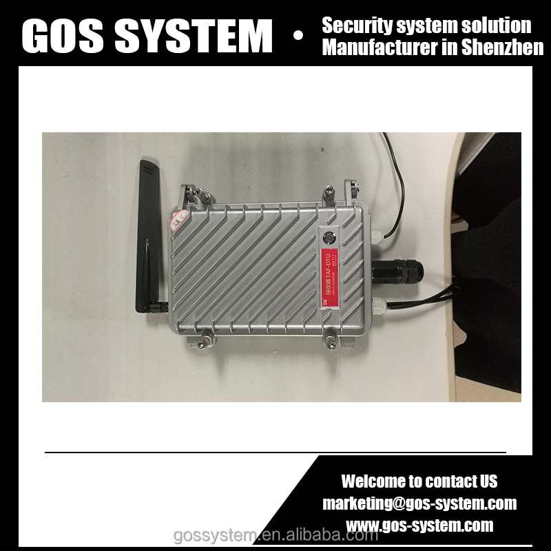 Sales Wireless Geomagnetic Center Controller for Parking Guidance System