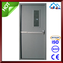Exit Apartment 1 Hours Double Leaf Flat Fire Rated Door