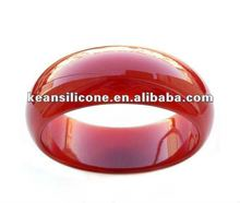 silicone bracelet maker/silicon rubber mass production
