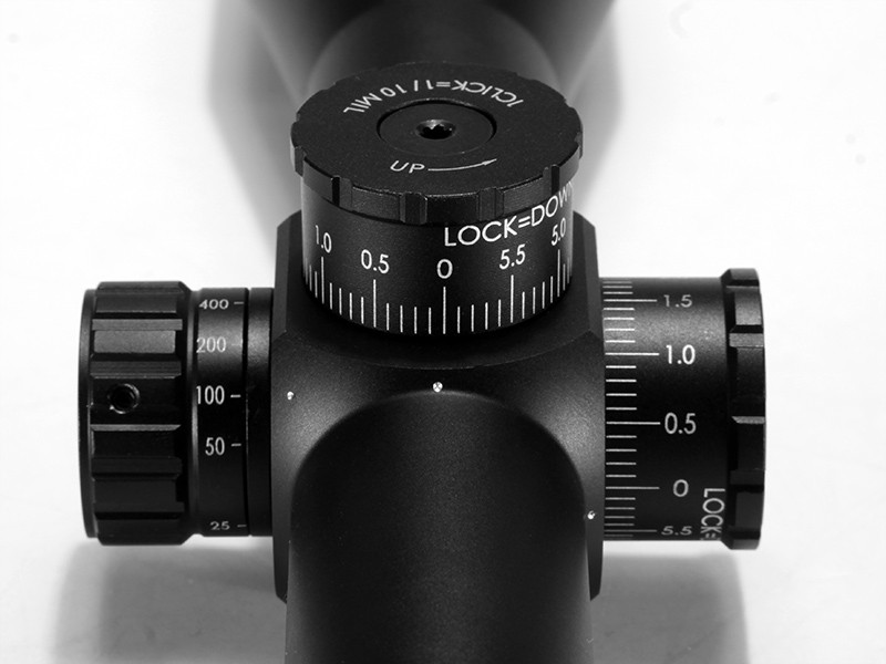 Marcool ALT 4.5-18x44 SFL .223 Monocular Military Hunting Rifle Scope