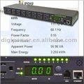 kWh PDU, Remote Power Switch and Monitoring 15A 115V