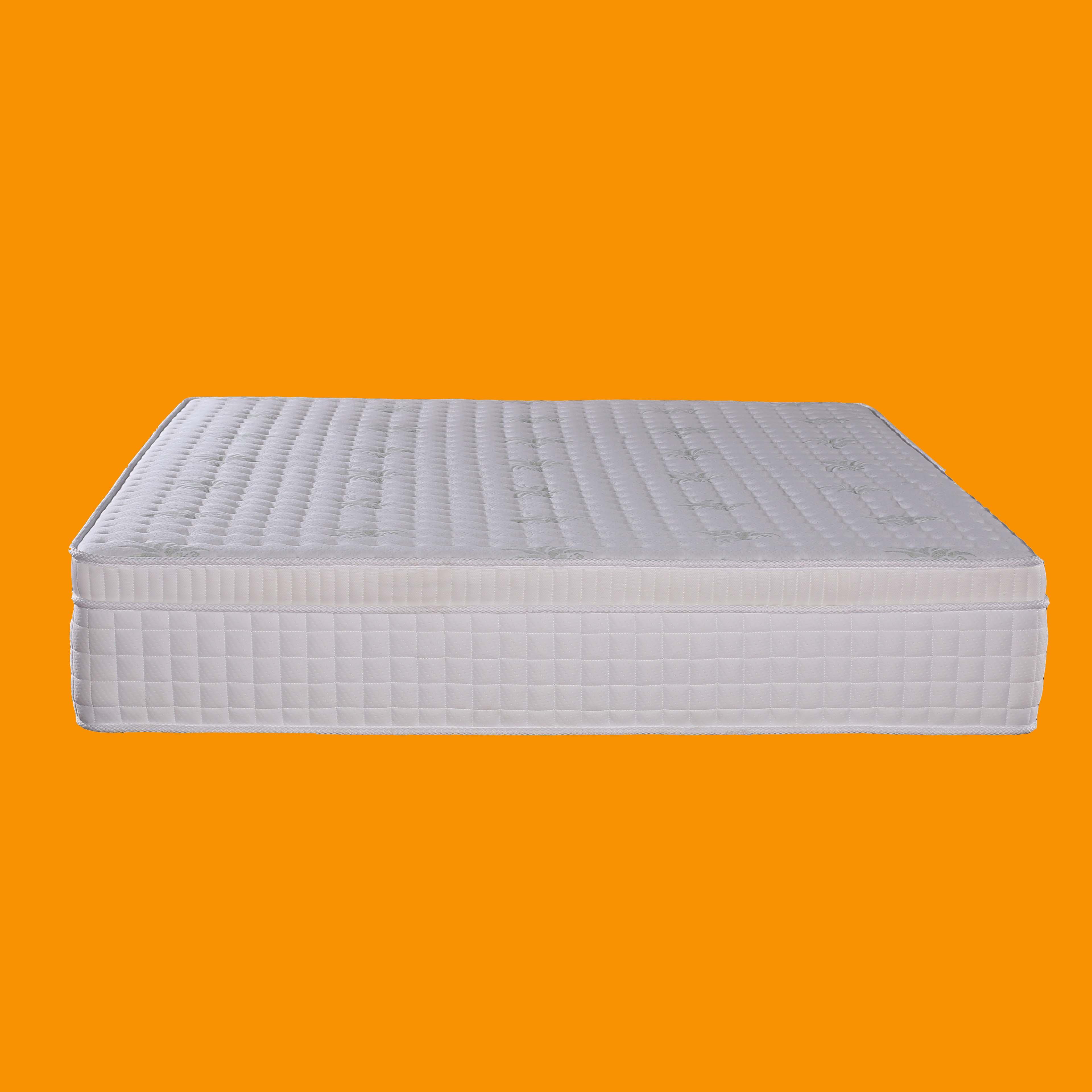 5 Star Roll Pack Euro Top Latex Foam Pocket Spring Hybrid Hotel Mattress 2019 hot selling mattress - Jozy Mattress | Jozy.net