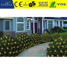 Excellent quality christmas led light strands for wedding decoration, stage decoration