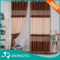 Home Textile Good quality Modern design Blackout drapery fabric curtain