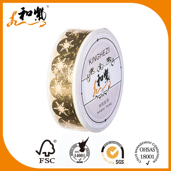 eco-friendly Fashion strass tape