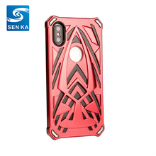 Wholesale rugged phone case cover for iPhone X ten