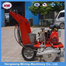 RS Series Airless Spraying Cold Plastic Road Line Marking Machine