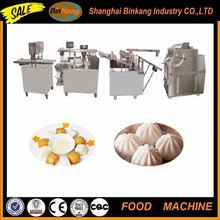 commercial use automatic filled bun/momo forming machine production line