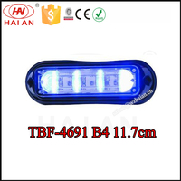 Ambulance car LED mounted waring light vehicle surface grille emergency lighthead TBF-4691B4