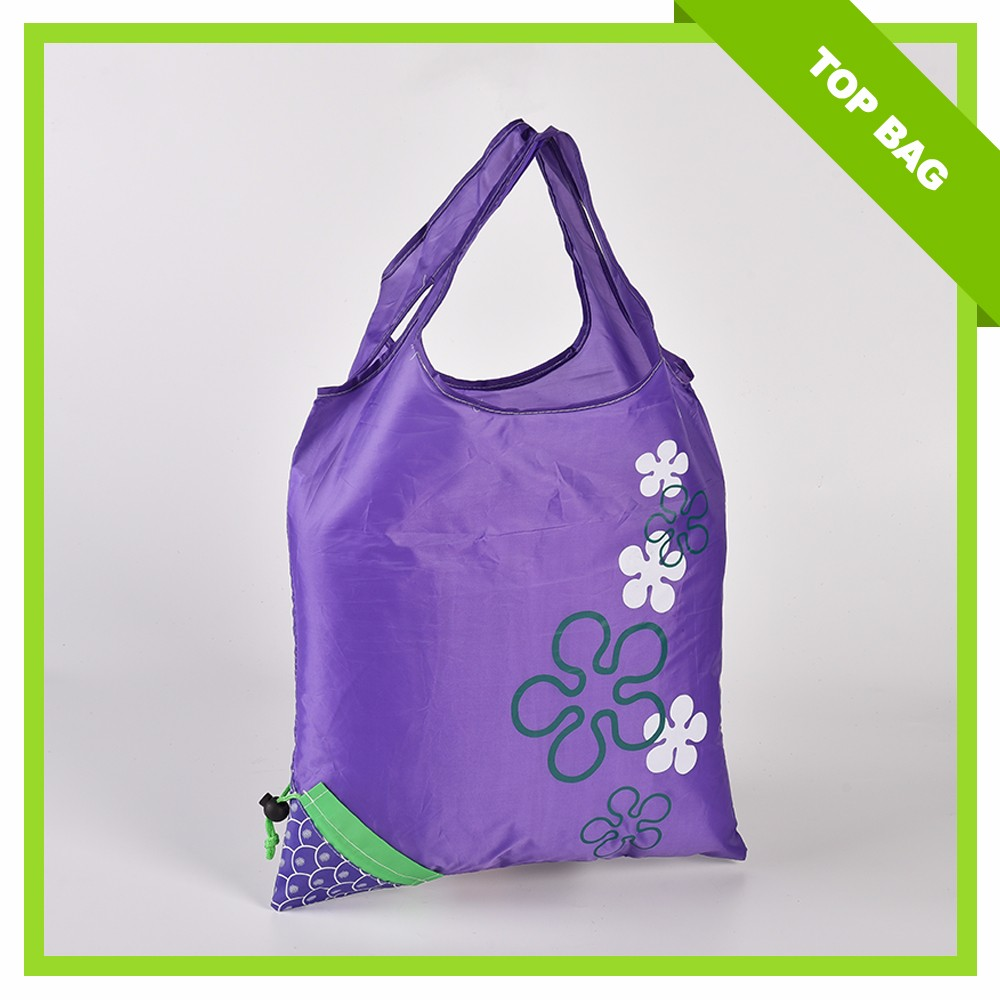 Multiple Shoes Carry Bag/ Polyester Material Recycled Folding Tote Bag