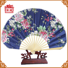 Cheap Price High Quality Shell Silk Hand Fans Bamboo Ribs GYS5110