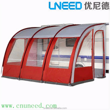 UNEED Caravan Fabric for 2017 Custom Off Road Luxury Touring Caravan