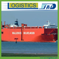 fast sea freight/ocean freight/freight forwarder from Shanghai China to Montevideo
