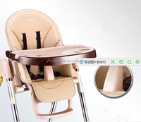 Multi-function portable restaurant baby high dining chair