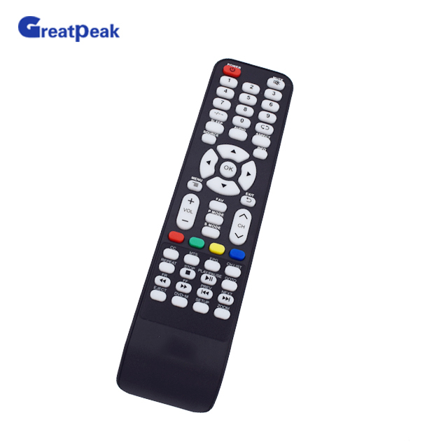 XLF-057A Hot sale factory direct price TV/DVD portable remote controller from china