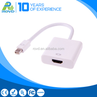 Mini Display Port to HDMI Adapter Cable for Apple MacBook Pro