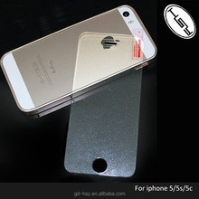 HUYSHE 9H Japanese glass diamond bling tempered glass for iphone 5 5s 5c screen protector for iphone5