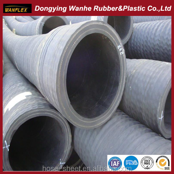 "Rubber Ventiduct/Suction hose 2""-6"""