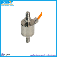 Ligent tension force sensor small size thread shaft load cell