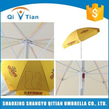 Durable using low price sturdy garden umbrella hawaii beach umbrella