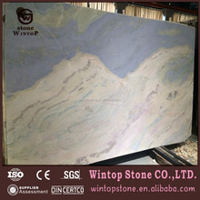Cut-to-size Natural White Marble Slabs for bathroom