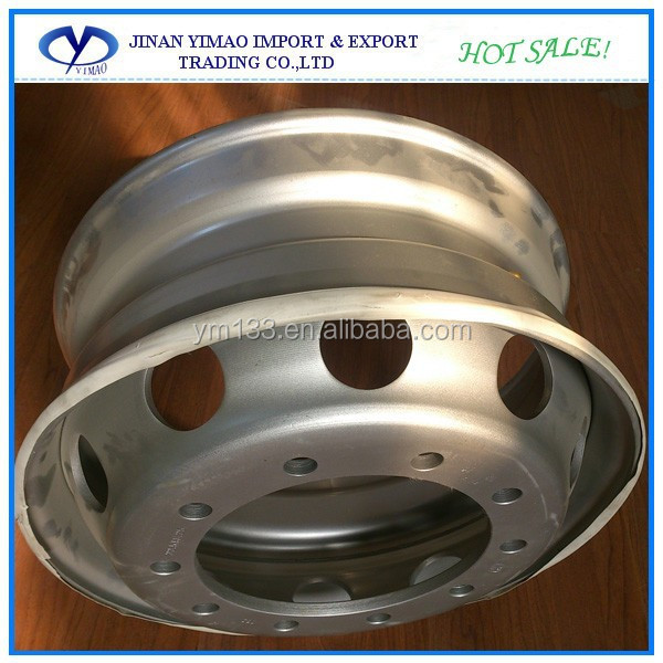 hot sales!!! steel wheel rim 8.25x22.5