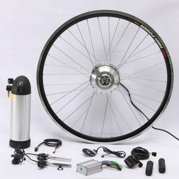 36v 350w 500w brushless hub motor electric motor bike kit for 500w hub motor kit