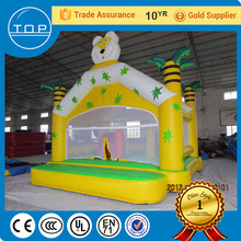 Golden Supplier combo giant water slide cheap inflatable bouncers for sale with low price