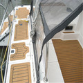 New design boat dekcing swim platform pad EVA Synthetic Teak Decking Floor