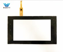 7 Inch Capacitive Advertising Multi Touch Panel LCD Touch Screen For Kiosk
