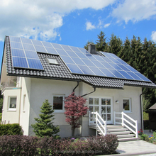 Good sales home use 5kw photovoltaic system solar power system solar on grid kit