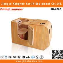 Far infrared thermal therapy portable mini sauna USB control panel KN-008D