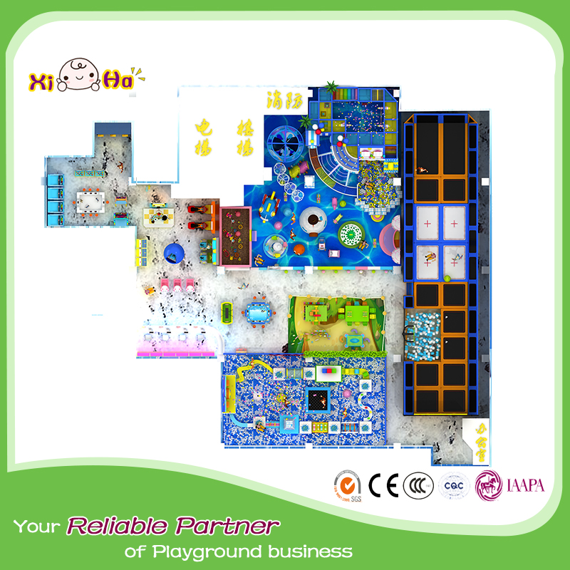 Best play commercial indoor playground equipment big park