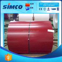Wholesale China Import ppgi/ppgl color coated steel coil