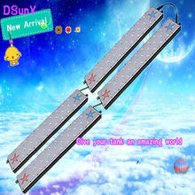 3w 8500k China Fishing Shop Hot Sale DL4-FS-L 8ft DSunY Marine Aquarium Led Light for Fishing Tank better than Waterproof IT2080